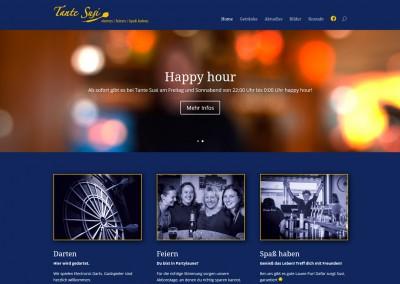 Webdesign Tante Susi