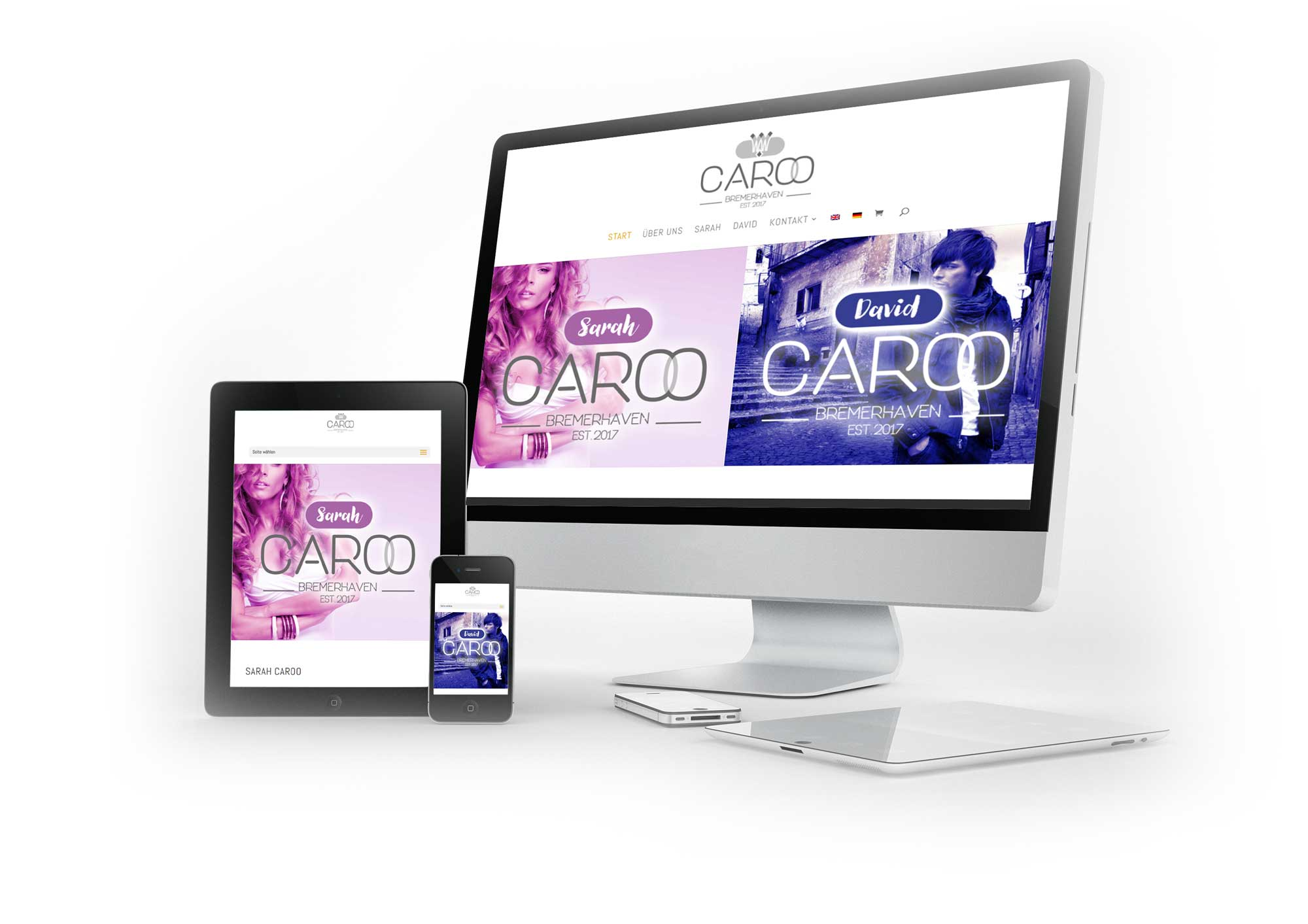 Webdesign WideStar