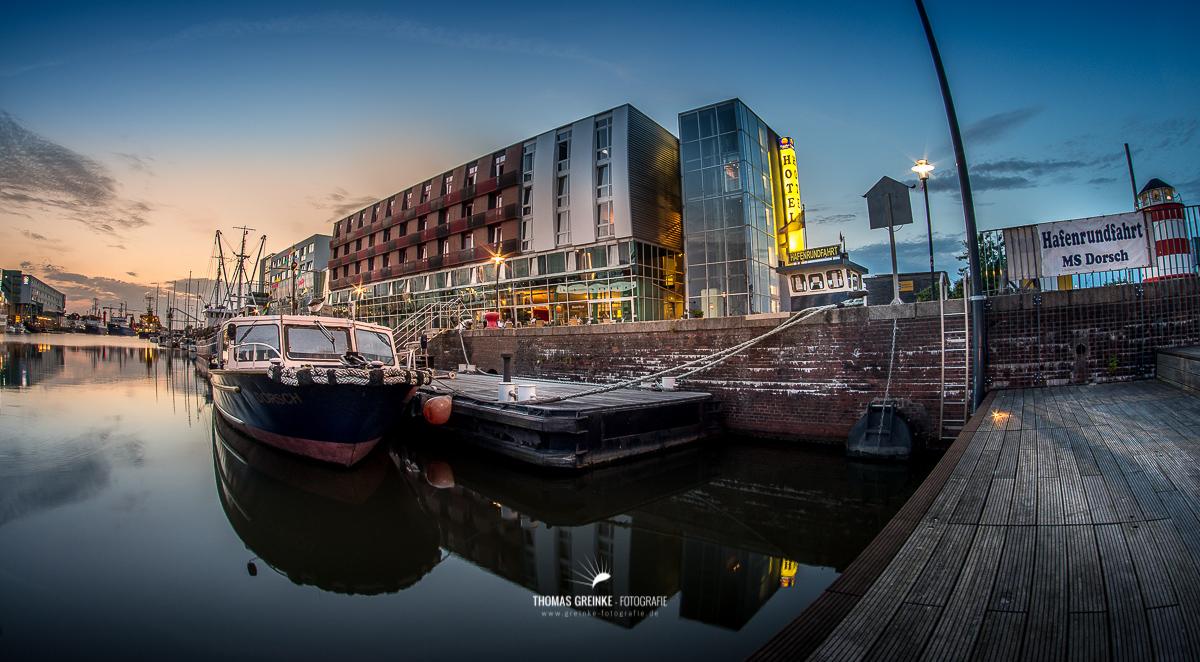 Fotografie Comforthotel Bremerhaven