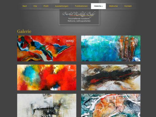 Webdesign Ricklefs-Bahr