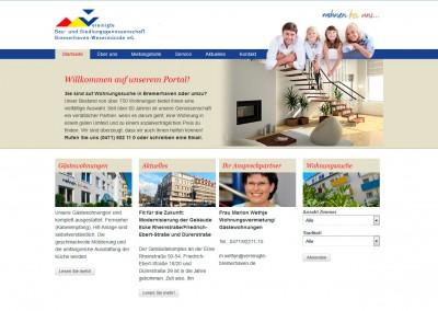 Webdesign Vereinigte