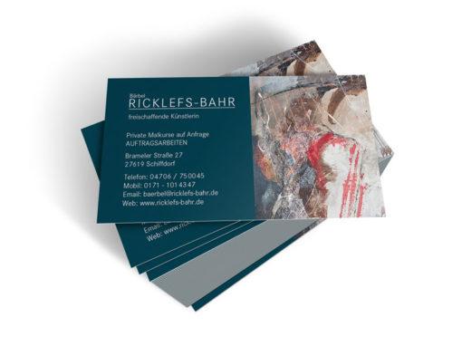 Visitenkarten & Briefbögen